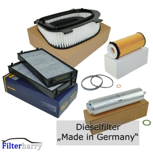 BMW x5 x6 e70 e71 xdrive 30d//40d 245ps /& 306ps inspection paquet contenues