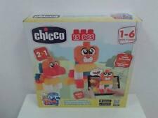 Chicco, #Cane&Gatto Costruzioni, 15 pezzi, per bambini da 1 a 6 anni