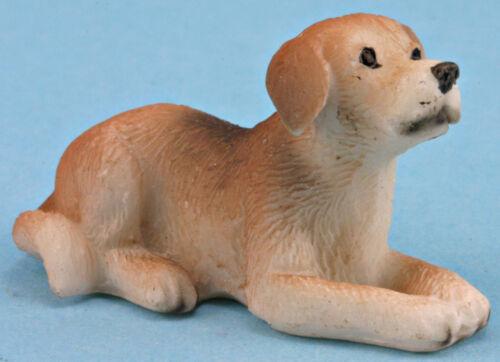 Dollhouse Miniatures 1:12 Scale Beagle Item #IM65024