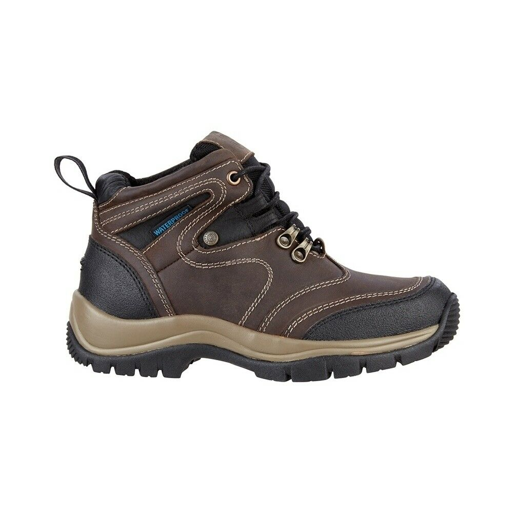 Jodhpur Stiefelette TRAIL WP Suedwind brown black NEU