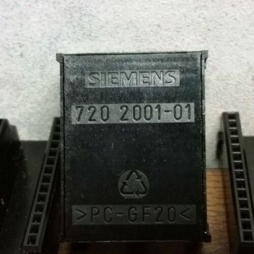 Lot of 5 Siemens 720 2001-01 Bus Connectors