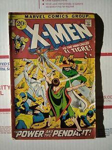 X-MEN-73-MARVEL-COMIC-1971-NICE-XMEN-X-MEN-73
