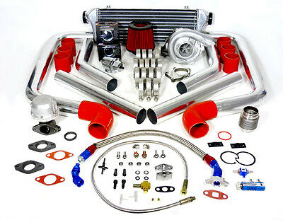 JDM'S 2004-2007 MAZDA RX8 T3/T4 TURBO KIT 04 05 06 07