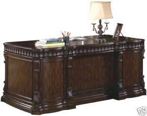 Exquisite Ornate Executive Office Desk Furniture Sale Ebay