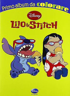 Lilo Stitch Primo Album Da Colorare Disney Libri Libro Nuovo In Offerta Ebay