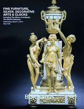 Bonhams Auktion Fine Furniture, Silver, Decorative Arts and Clocks