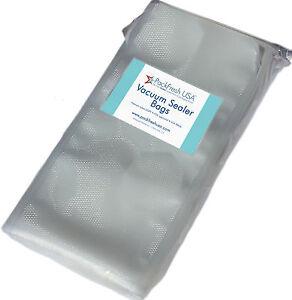 Image Is Loading Packfreshusa Vacuum Sealer Bags Food Amp Money Saver