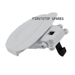 Washing Machine White Door Handle To Fit Baumatic Btwm5