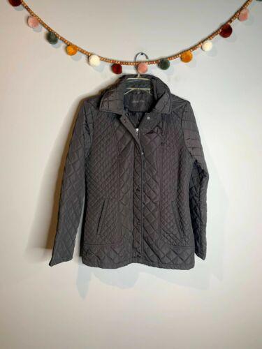 Calvin Klein grey quilted jacket - image 1
