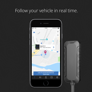 gps tracking app for iphone and android