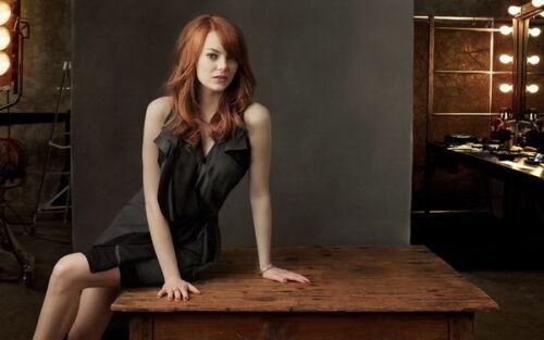 "America Movie Star 22/""x14/"" Poster 033 Emma Stone"