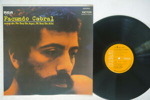 Facundo Cabral SAME RCA Victor MIL/S-4117 MEXICO VINYL LP