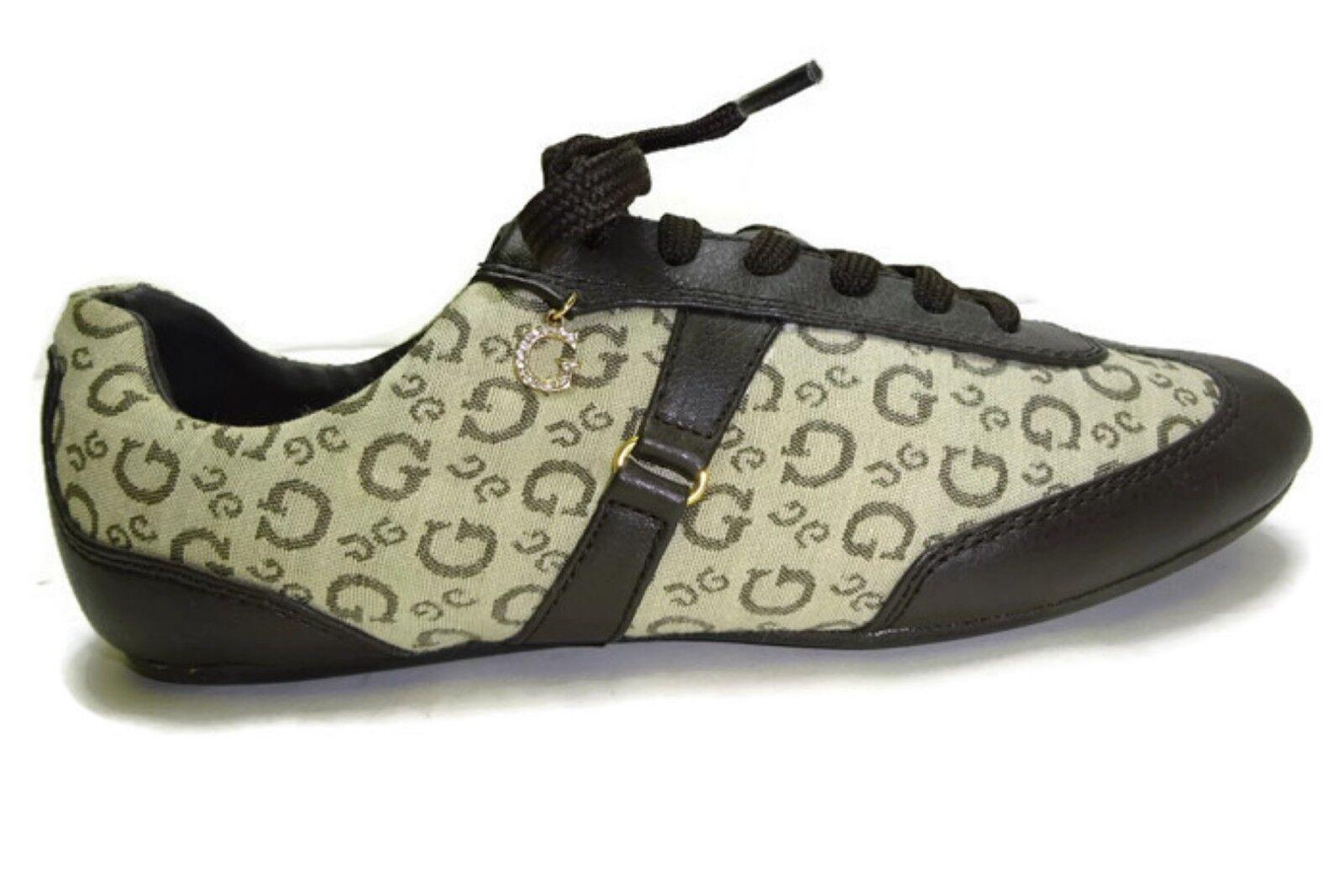 Guess mujer mujer Guess wghawkin zapatilla de deporte Con Cordones, De Moda, Marrón, 6.5 M nosotros dc4a2d