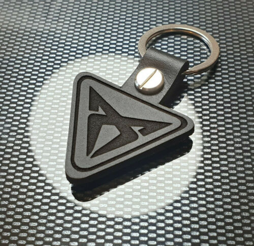SEAT CUPRA ATECA BADGE Leather Keyring Keychain Leon Fr TSI DSG 2.0 Turbo