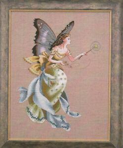 MD-Mirabilia-COTTAGE-GARDEN-FAIRY-Nora-Corbett-cross-stitch-pattern-MD63