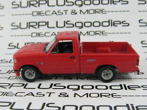 Greenlight-1-64-Scale-LOOSE-Red-1993-FORD-F-150-F150-LIGHTNING-Pickup-Truck