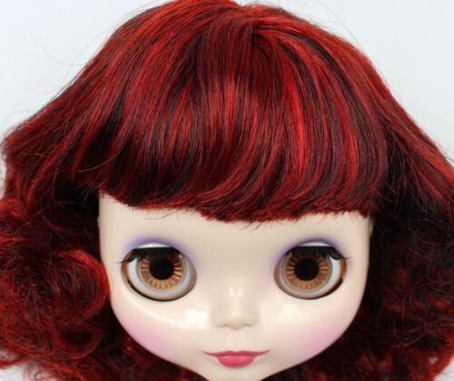 """12"""" Neo Nude Short Hair Blythe doll From Factory +Gift xz052"""
