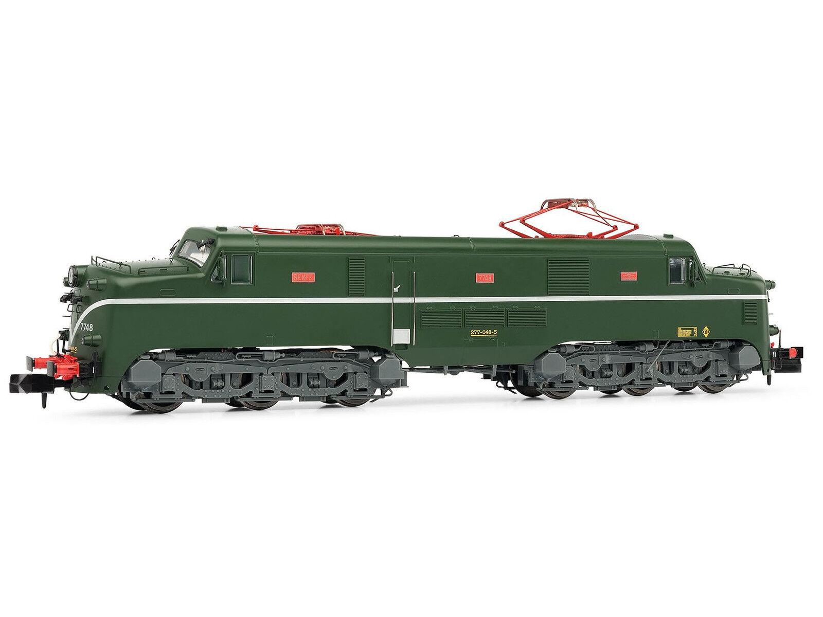 Arnold hn2343s-DCC SOUND Elektrolok 277.048 RENFE-Spur N-NUOVO