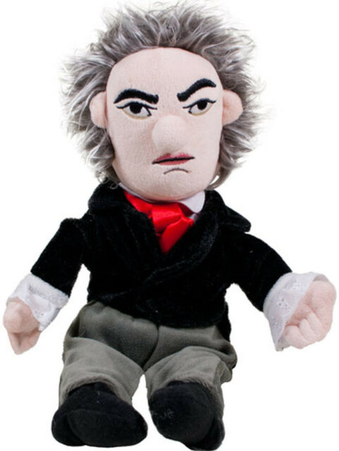 Ludwig Van Beethoven Little Thinker Musical Plays Music Push Doll Accessory