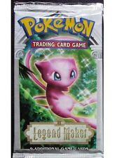 Pokemon EX-Legend Maker Booster Pack Factory Sealed New! Ultra Rare Out Of Print
