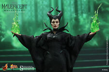 "Hot Toys Disney Maleficent Angelina Jolie 12"" Action Figure  MMS 247 Sideshow"