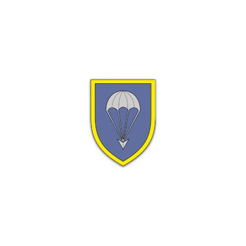Aufkleber//Sticker Luftlandebrigade 27 LLBrig BW Heer Deutschland 5x7cm A2697