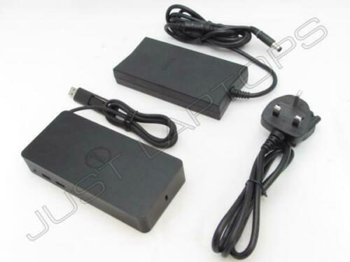 DELL D6000 Universal USB 3.0 o USB-C Docking Station replicatore di porte Inc PSU