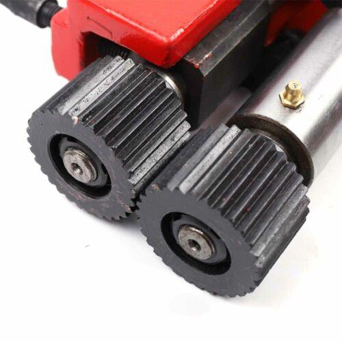 7/'/'Sheet Metal Bead Roller Steel Bender 6 Die Sets Stability Low Carbon Durable