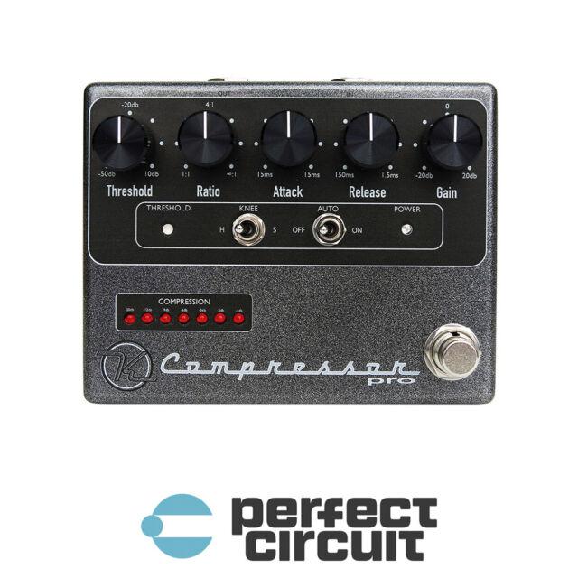 Keeley Compressor Pro Pédale De Guitare effets-new-Perfect circuit