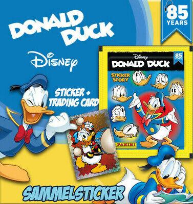 Sticker 223 85 Jahre Donald Duck Panini Disney
