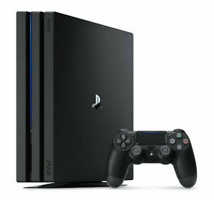 Sony-PlayStation-4-PS4-Pro-1TB-4K-Console-Black