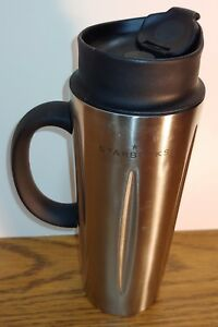 d8b53e5c7fb Image is loading Starbucks-2003-Barista-Stainless-Steel-French-Press-Travel-