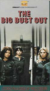THE-BIG-BUST-OUT-VHS-1986-EMBASSY-Home-Entertainment-Release-OOP-HTF-RARE