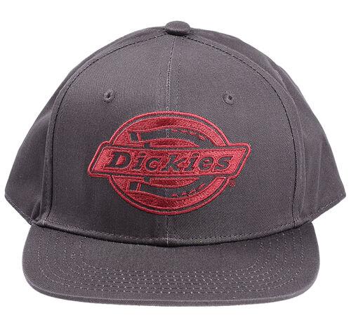 Dickies OAKLAND Snapback Baseball Cap Rockabilly Retro Cap Grau