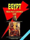 Egypt Foreign Policy and Government Guide by International Business Publications, USA (Paperback / softback, 2003)