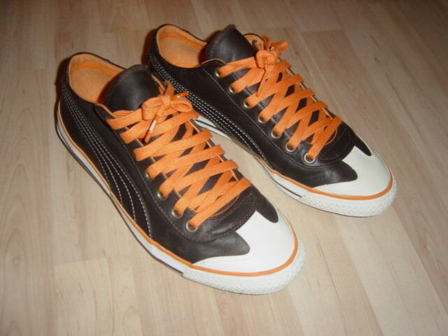 Puma 917 Lo Leather Summer BRAUN, US 8,5 EUR 41