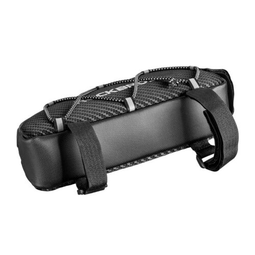 ROCKBROS Cycling Bicycle Bike Bag Front Frame Bag Waterproof Reflective Black