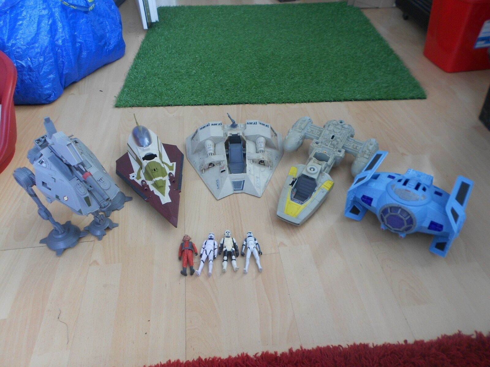 SEE FIGURES 4 & TRANSPORTATION SPACE WARS STAR MAIN