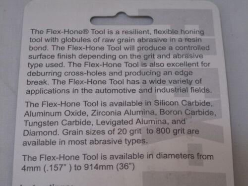 NEW 4.5mm 240 grit Flexible Cylinder Hone Bore Diameter Ball Engine Flex 1