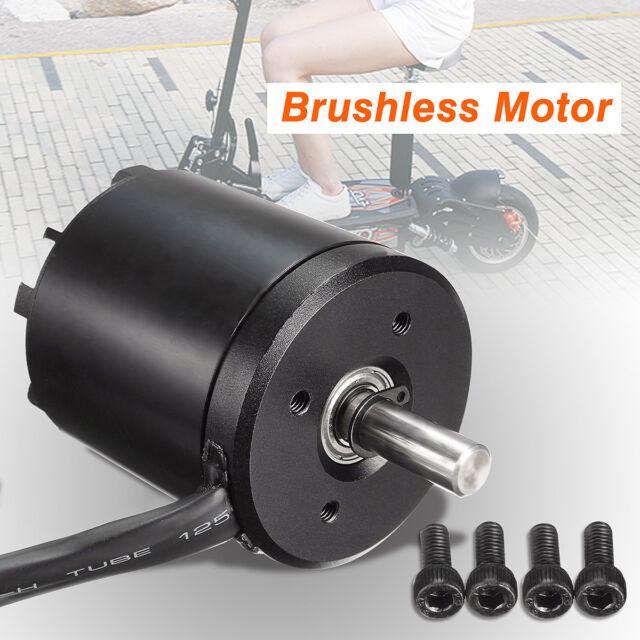 Brushless Sensored Motor 5065 50 65 270KV 1820W For Electric Skate Scooter 3-8s