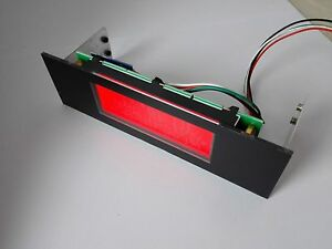 Lcdmod-Kit-USB-20x4-LCD-Smartie-proc-PC-modding-for-Computer-case-U204FR-A3-US