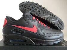 New Men Nike Air Max 90 iD BlackWhite sz 9.5 Leather on