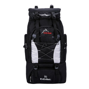 80L-Waterproof-Outdoor-Sport-Hiking-Camping-Travel-Backpack-Daypack-Rucksack-Bag