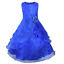Flower-Girl-Birthday-Wedding-Bridesmaid-Kids-Pageant-Formal-Gown-Dresses-Toddler thumbnail 18