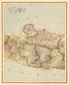 DUTCH EAST INDIES. Indonesia. JAVA. Yogyakarta Semarang. DORNSEIFFEN ...