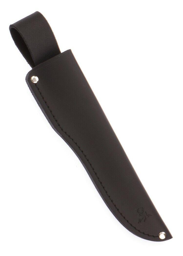 Brusletto Brusletto Brusletto Feststehendes Messer Tiur Holzgriff 24,5cm Jagdmesser Outdoormesser 777a61