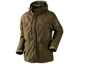 Image is loading HARKILA-Visent-Jacket-Hunting-Winter-Jacket-Gore-Tex-