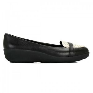 93f5b9396a1c67 Image is loading NEW-FITFLOP-F-POP-LOAFER-SHOES-Black-Silver-