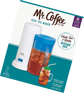 Image Is Loading Mister Coffee Ice Tea Maker 3 Qt Replacement