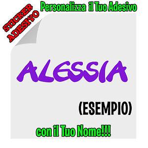 Personalizza-il-Tuo-Sticker-Adesivo-Decal-con-il-Tuo-Nome-Colorato-Uomo-Donna